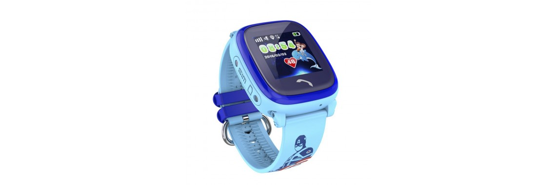 Смарт-часы с GPS Watch Baby  Q300S