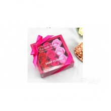 Подарочный набор роз из мыла Soap Flower