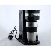 Капельная кофеварка с термостаканом Domotec 0709 220V
