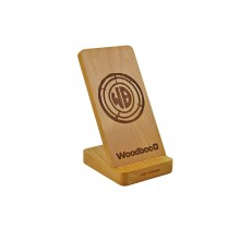 Беспроводная зарядка WoodbooD Wireless Charge Wood Holder Pro Oridginal (FS1026)