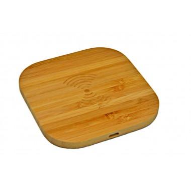 Беспроводная зарядка WoodbooD Wireless Charge Mini Wood Pro Oridginal (FS1020)